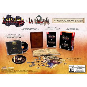 LA-MULANA 1 & 2 Hidden Treasures Edition - Nintendo Switch