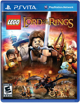 Lego: The Lord of the Rings (PlayStation Vita)