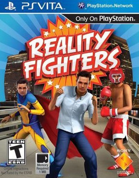 Reality Fighter (PlayStation Vita)