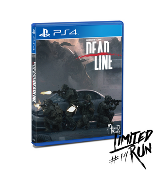 Breach & Clear: Deadline - Limited Run (Playstation 4)