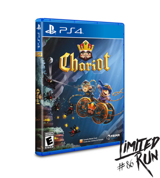 Chariot - Limited Run (Playstation 4)