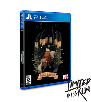Kingdom New Lands - Limited Run (Playstation 4)