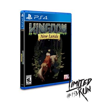 Kingdom New Lands - Limited Run (Playstation 4)