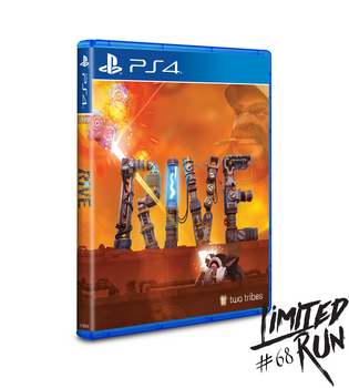 Rive - Limited Run (Playstation 4)