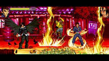 Gekido Kintaro's Revenge [Multi-Language] (Nintendo Switch)