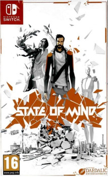 State of Mind [Multi-Language] (Nintendo Switch)