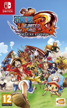 One Piece Unlimited World Red Deluxe Edition (European Import) Nintendo Switch
