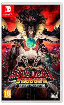 Samurai Shodown Neogeo Collection (Nintendo Switch) [European Version]