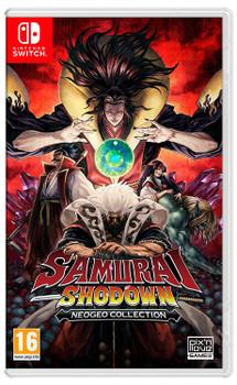 Samurai Shodown Neogeo Collection (Nintendo Switch) [European Version]