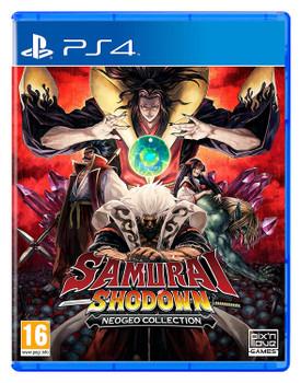 Samurai Shodown Neogeo Collection (Playstation 4) [European Version]