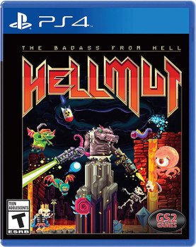 Hellmut: The Badass from Hell (Playstation 4)