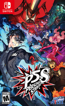 Persona 5 Strikers - Nintendo Switch