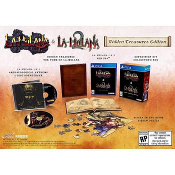 LA-MULANA 1 & 2 Hidden Treasures Edition - PlayStation 4