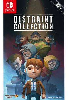 Distraint Collection (Asian Import) Nintendo Switch
