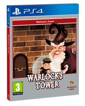 WARLOCK'S TOWER (Playstation 4) [European Version]