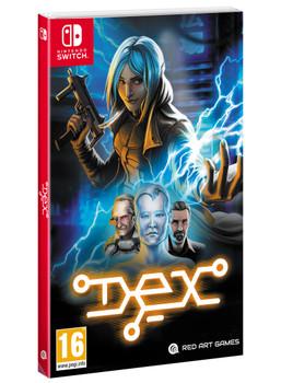 DEX (Nintendo Switch) [European Version]