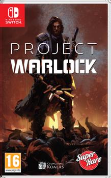 Project Warlock SRG#45 - Nintendo Switch [EUR]