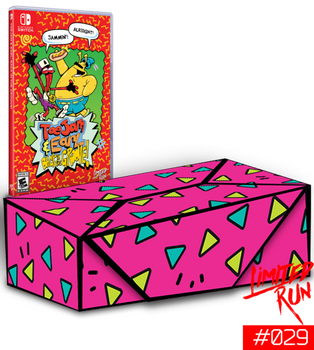 ToeJam & Earl: Back in the Groove Collector's Edition LRS-29 (Nintendo Switch)