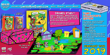 ToeJam & Earl: Back in the Groove Collector's Edition (Playstation 4)