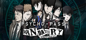 Psycho-Pass: Mandatory Happiness Limited Edition - PlayStation 4