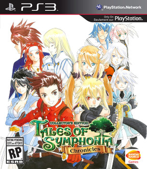 Tales of Symphonia Chronicles: Collector's Edition - PlayStation 3
