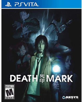 Spirit Hunter: Death Mark Limited Edition  (PlayStation Vita)