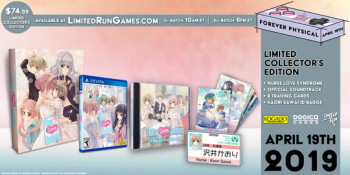 Nurse Love Syndrome Collector's Edition  (PlayStation Vita)