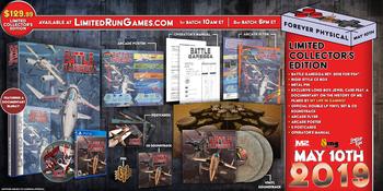 Battle Garegga Rev.2016 Collector's Edition  (Playstation 4)