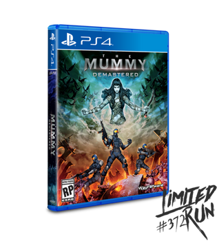 The Mummy Demastered - Limited Run (Playstation 4)
