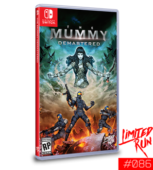 The Mummy Demastered  - Limited Run Games (Nintendo Switch)