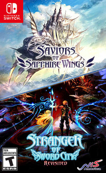 Sapphire Wings/ Stranger of Sword City Revisited - Nintendo Switch