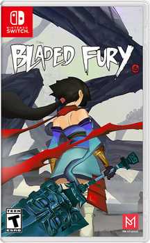 Bladed Fury - Nintendo Switch