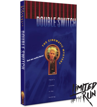 Double Switch Collector's Edition Limited Run (Playstation 4)