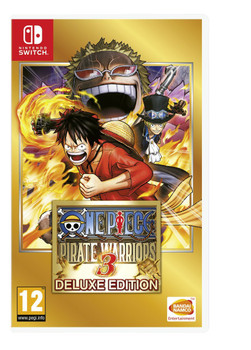 One Piece Pirate Warriors 3 Deluxe Edition (Multi-Language) Nintendo Switch