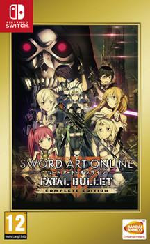 Sword Art Online: Fatal Bullet Complete Edition (Multi-Language) Nintendo Switch