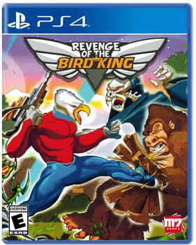Revenge of the Bird King (Cover A) - PlayStation 4
