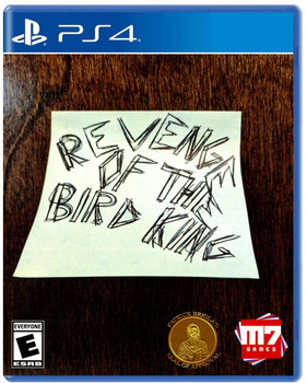 Revenge of the Bird King (Cover B) - PlayStation 4