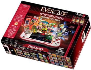 Evercade Premium Pack [SYSTEM]  3 Cartridge Collection