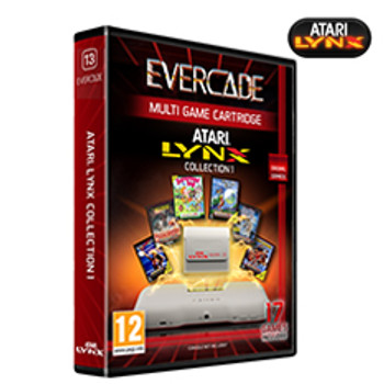 Evercade ATARI LYNX – COLLECTION 1