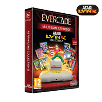 Evercade ATARI LYNX – COLLECTION 2