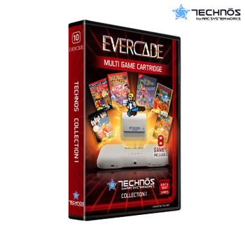 Evercade TECHNOS – COLLECTION 1