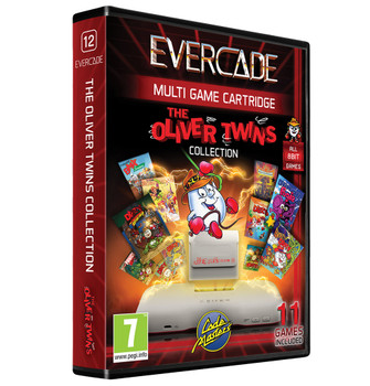 EVERCADE - THE OLIVER TWINS COLLECTION [12]
