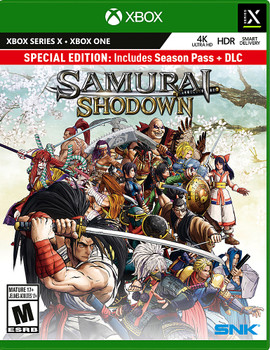 Samurai Shodown Enhanced Special Edition - Xbox Series X