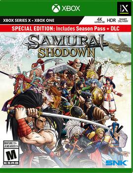 Samurai Shodown Enhanced Special Edition - Xbox Series X