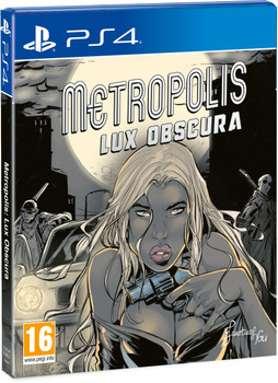 METROPOLIS: LUX OBSCURA - PlayStation 4 [European Version]