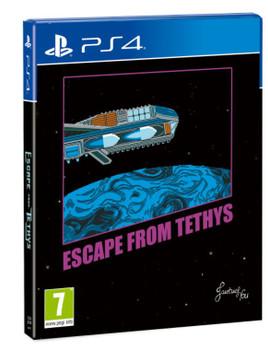 ESCAPE FROM TETHYS - PlayStation 4 [European Version]