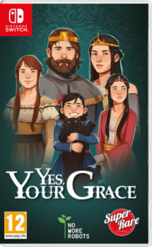 Yes, Your Grace - SRG#42 (Nintendo Switch)