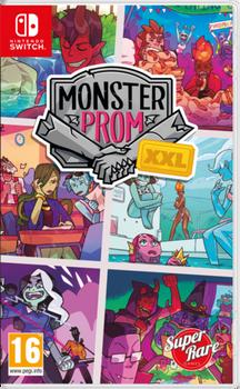 Monster Prom XXL - SRG#41 (Nintendo Switch)