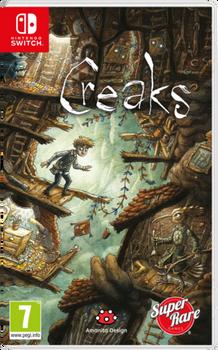 Creaks  - SRG#47 (Nintendo Switch)