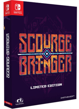 ScourgeBringer  - Limited Edition (Asian Import) Nintendo Switch